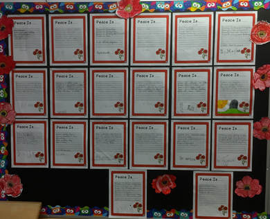 Peace poems for Remembrance Day
