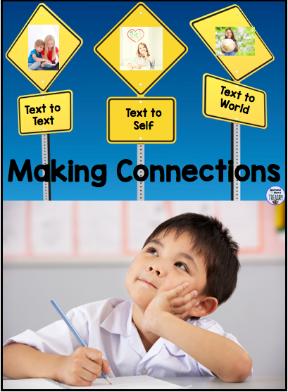 Guided reading program - making connections