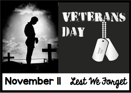 Remembrance Day/Veterans Day