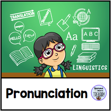 Practicing correct pronunciation is one of the steps for learning a second language.