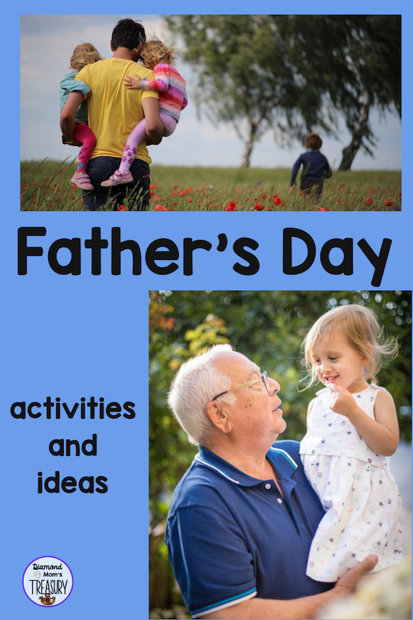 Father's Day activities and ideas