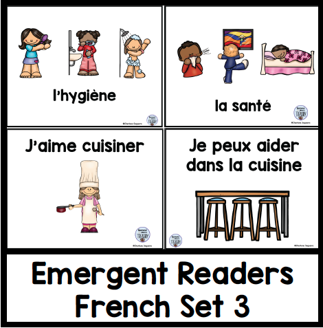 Emergent readers in French