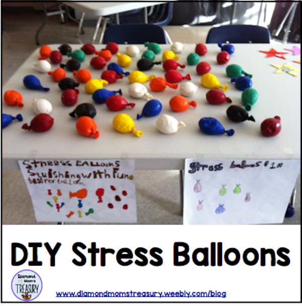DIY Stress Balloons